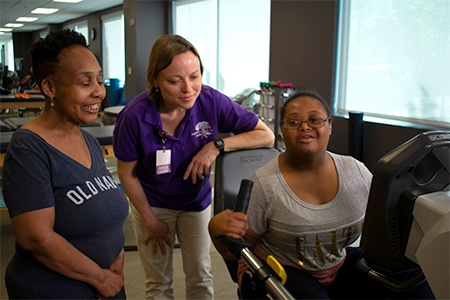 developmental disability program sheltering arms