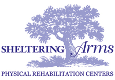 Color Sheltering Arms Tree logo
