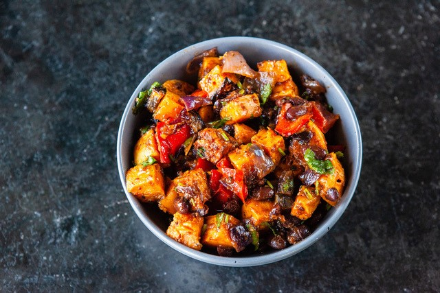 Tazza Kitchen and Sheltering Arms Healthy Eats Recipe