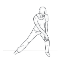 at home knee exercise