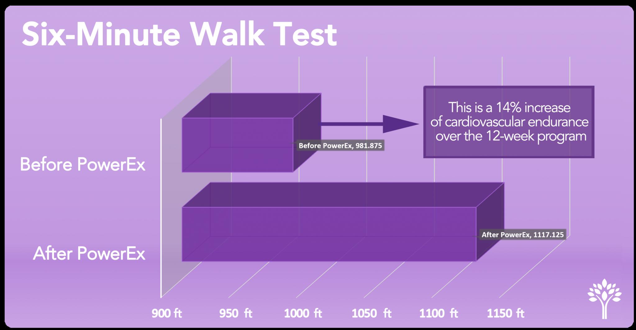 Six-Minute Walk Test Pre-Post Results
